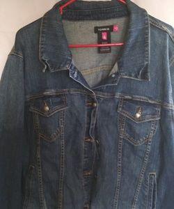 Jackets & Blazers - Torrid Jean Jacket